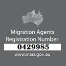 MARA Registration Number